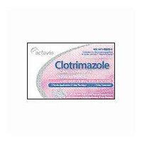 Actavis Clotrimazole Vaginal Antifungal Cream, 45 g