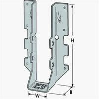 Simpson Strong Tie LUS28-2Z 2 x 8 in. Face Mount Joist Hanger, Double