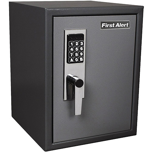 First Alert 2077DF 1.2 Cubic Ft Digital Anti-Theft Safe