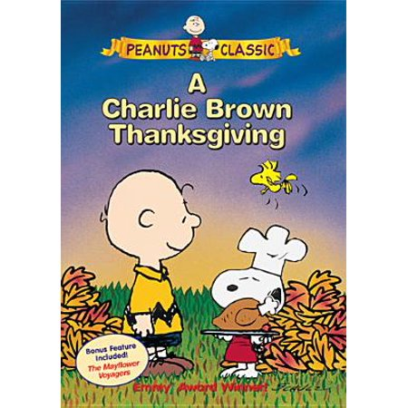Peanuts: A Charlie Brown Thanksgiving (Full Frame)