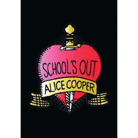 Alice Cooper Post Card