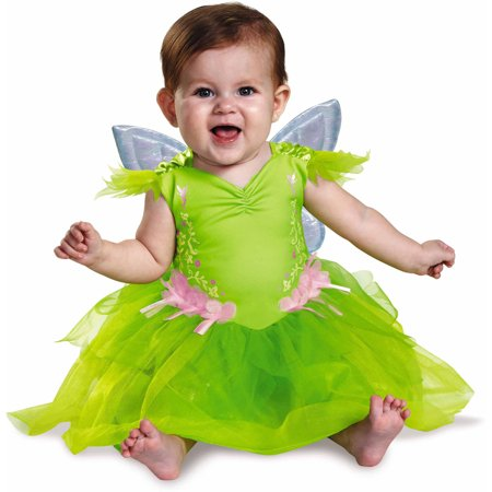 Tinker Bell Deluxe Infant Costume (Toddler Tinkerbell)
