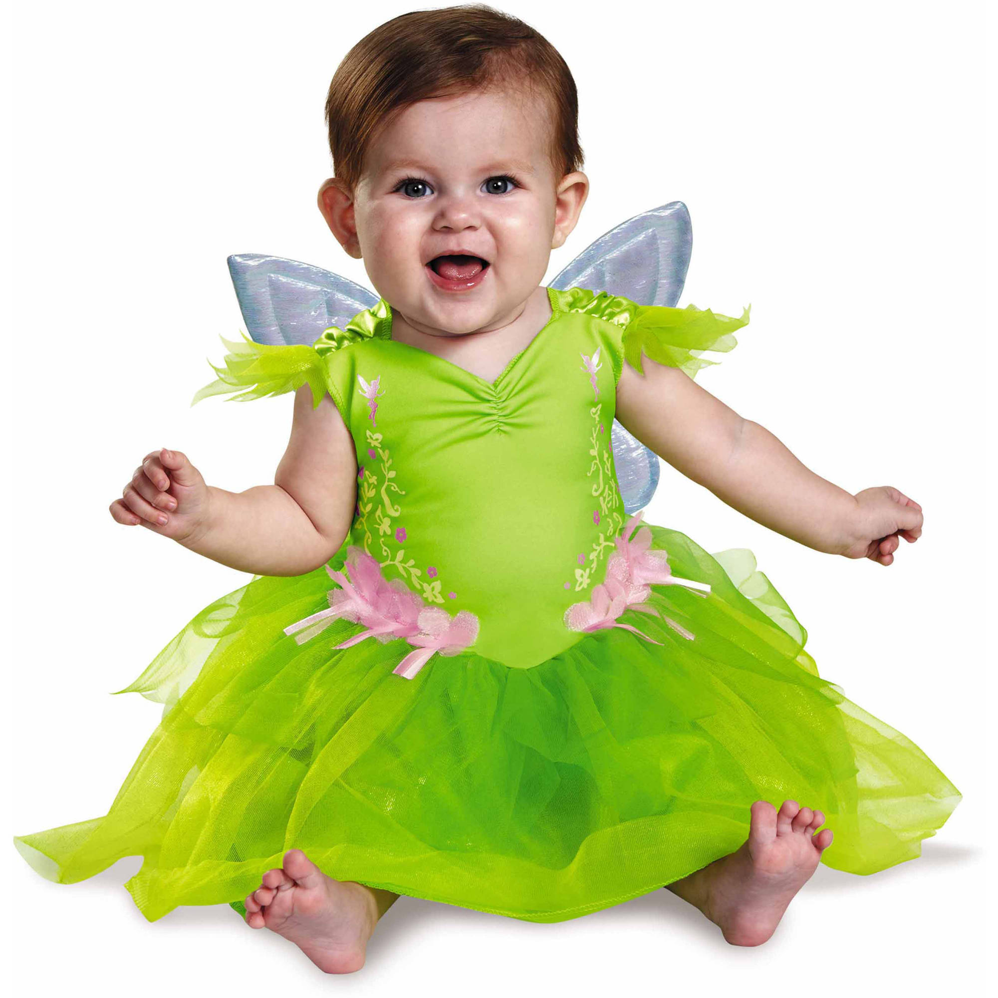 Tinker Bell Deluxe Infant Dress Up / Halloween Costume