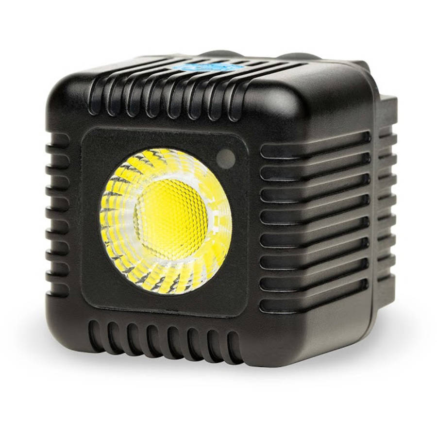Lume Cube Bluetooth External Flash and Video Light for Casual Capture Devices, Black