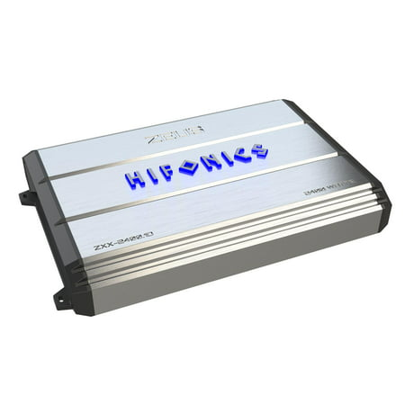 Hifonics Zeus 2400 Watt Max Class D Monoblock Car Audio Amplifier |