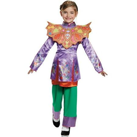 Alice Asian Look Child Costume, Size 7-8 - Asain Costume