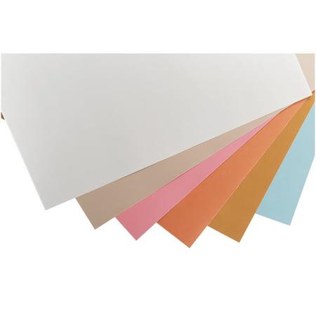 Pink Poster Board (Cricut Metallic Poster Board: 12 x 12 inches, 6)