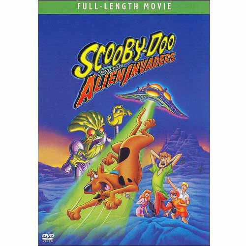 Sooby-Doo And The Alien Invaders