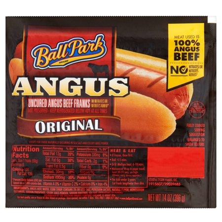 Angus Beef Hot Dogs Review