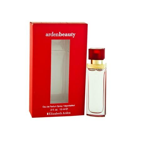 Image of ARDEN BEAUTY by Elizabeth Arden 0.5 oz EDP Spray Women's Perfume 15 ml NEW NIB