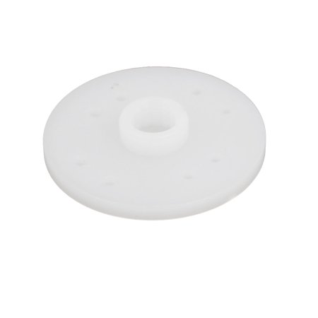 Motor Round Mount Adapter White for 08MA RC Airplane Helicopter Enclosure
