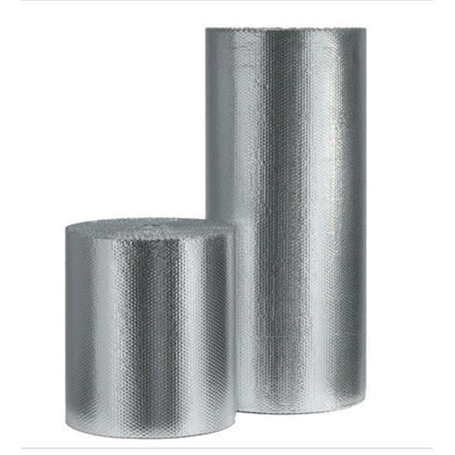 Cool Shield Bubble Roll,3/16 in.,Silver 39UL19