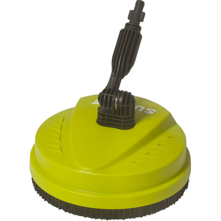 Sun Joe Surface, Deck + Patio Cleaning Attachment for SPX Series Pressure Washers | 10 Inch