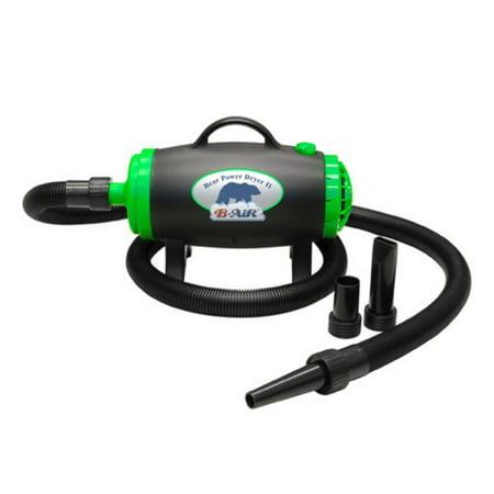 B-Air BPD-2 Bear Power 4 HP High Velocity Pet Groomer Dryer
