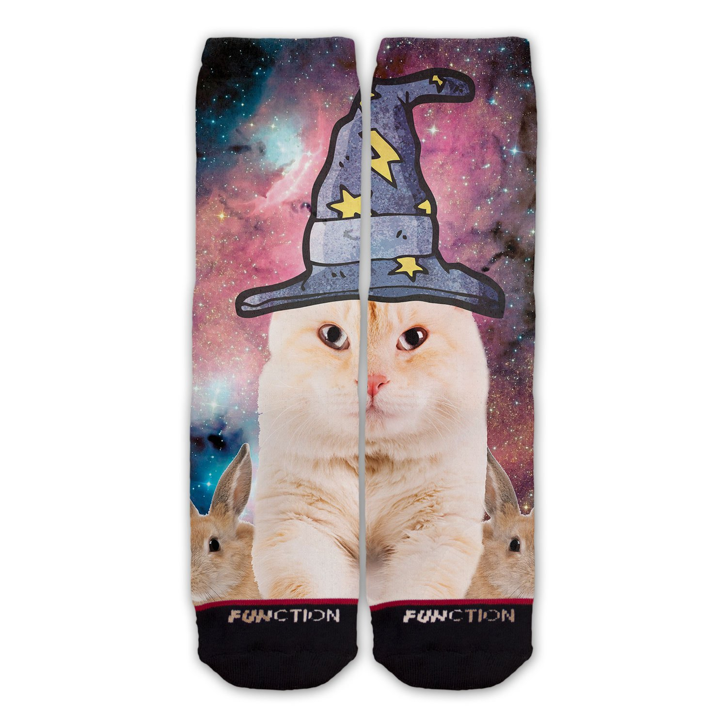 Function - Cat Meowgic Fashion Sock