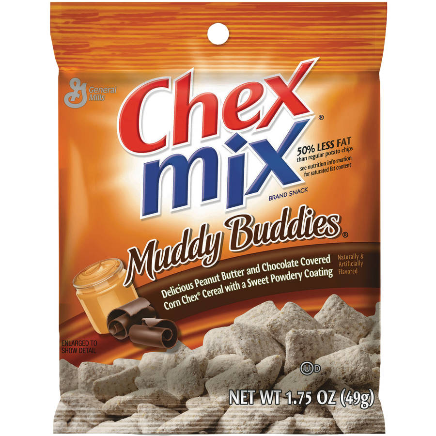 Chex Mix Muddy Buddies, 4.5 oz, (Pack of 7)