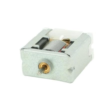 Connector 3VDC 0.08A 9000RPM Permanent Magnet  Motor