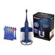 PURSONIC S450BE DELUXE Sonic Rechargeable Toothbrush  Blue