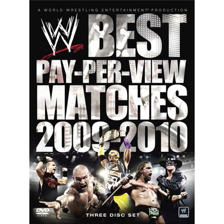 WWE: The Best Pay Per View Matches Of The Year