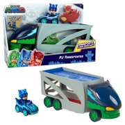 PJ Masks PJ Transporter, Vehicles, Ages 3 Up, by Just Play