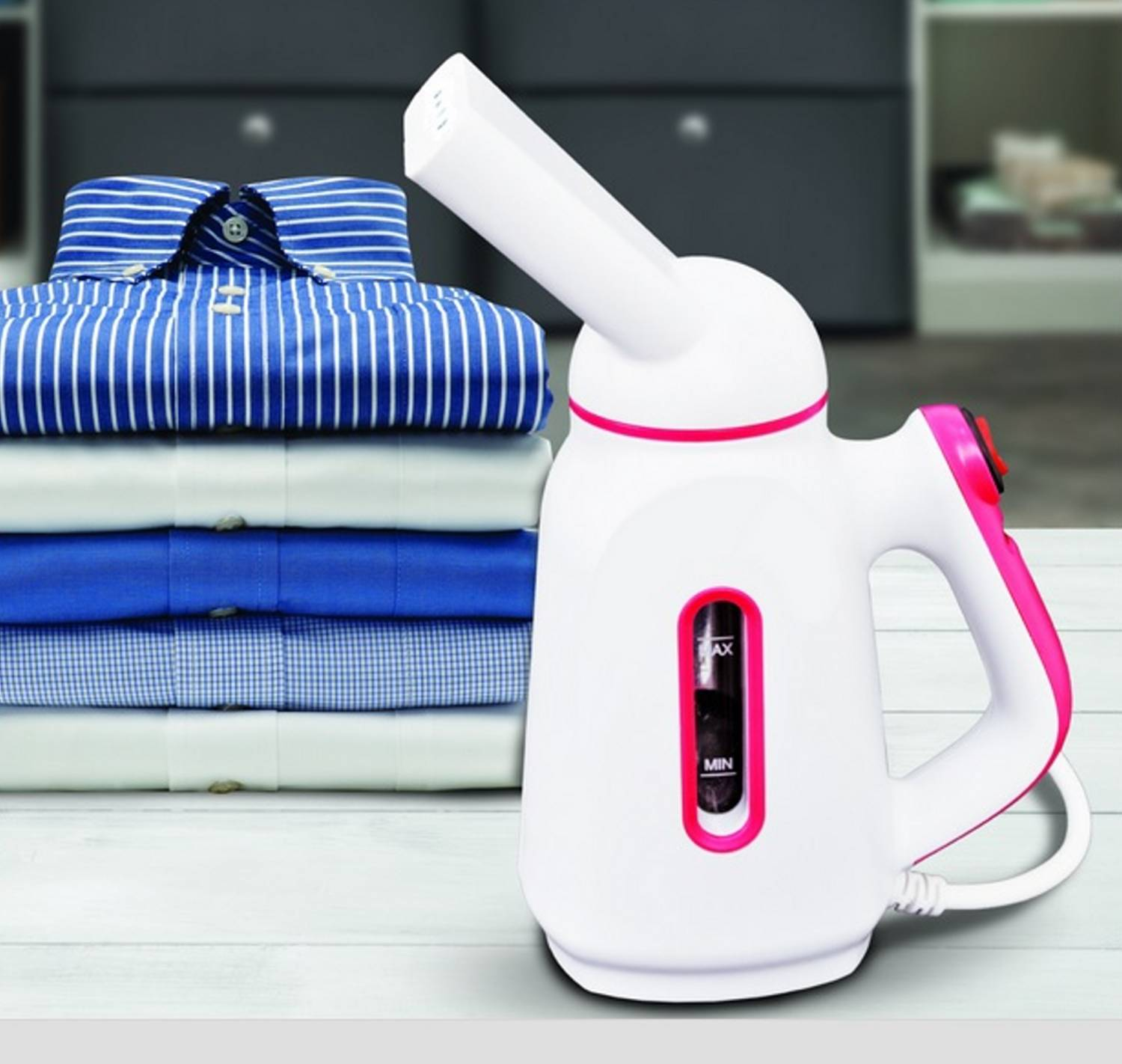 MULTI-PURPOSE FABRIC STEAMER