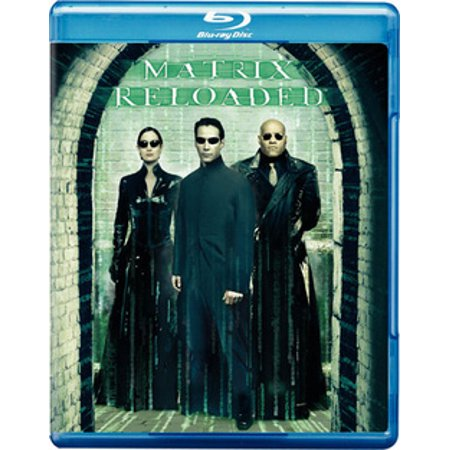 The Matrix: Reloaded (Blu-ray)](Trinity From The Matrix)