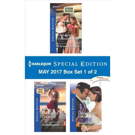 Upcoming Halloween Specials 2017 (Harlequin Special Edition May 2017 Box Set 1 of 2 -)