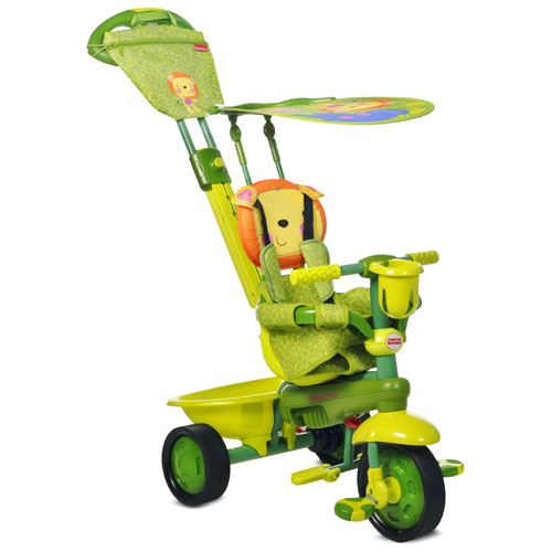 Fisher Price Green Smart Trike