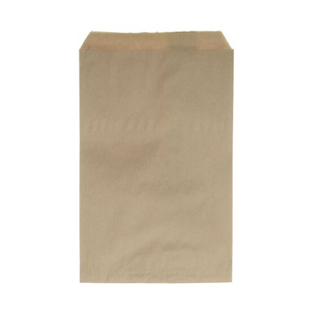 4 1/2 Jewelry Bags (Paper Gift Bags, for Jewelry and Crafts 6 x 4 Inches, Kraft Brown, 100 Pieces)