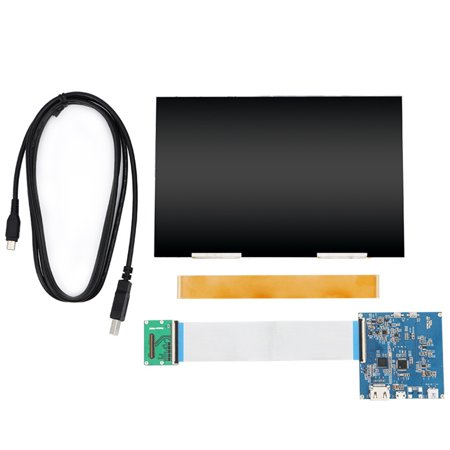 Lcd Panel Kit (8.9 inch 2560x1600 TFT LCD Screen Panel with MIPI HDMI Board for DIY Projector Kit DIY 3D Printer)