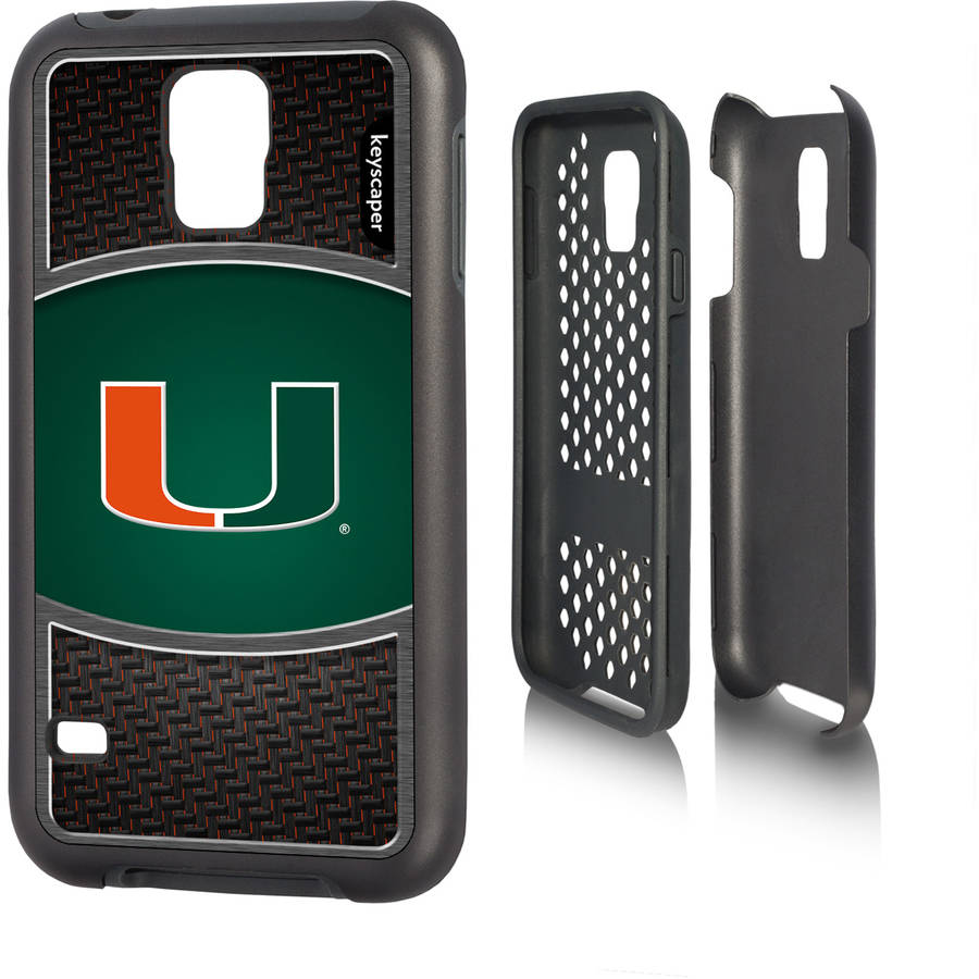 Miami Hurricanes Galaxy S5 Rugged Case