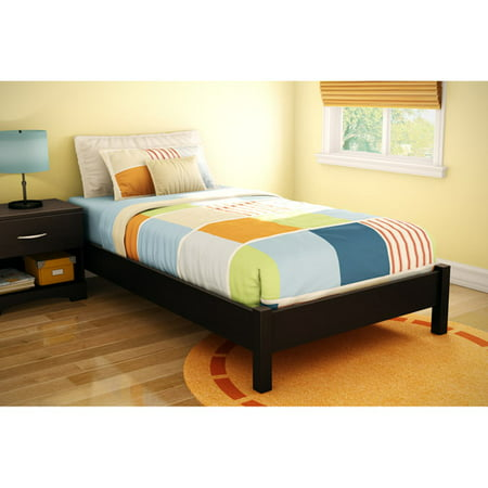 South Shore SoHo Twin Platform Bed, 39'', Multiple Finishes
