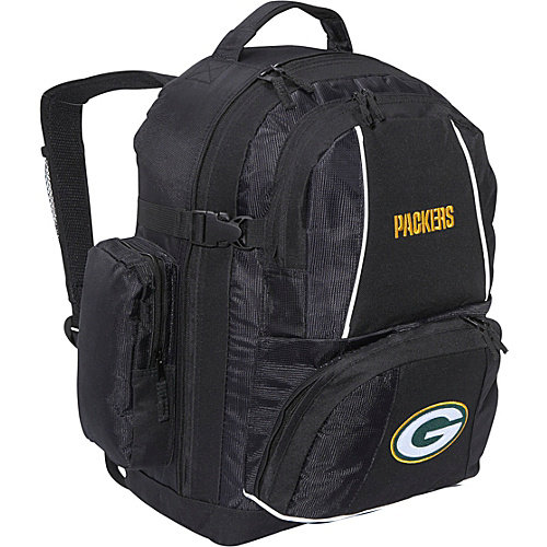 Concept One Green Bay Packers Trooper Backpack