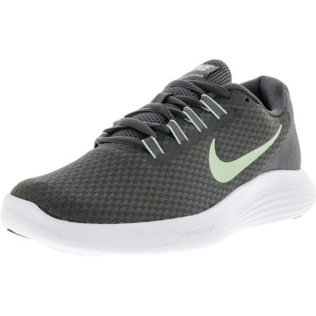 NIKE LUNAR CONVERGE Size 11 Gray/Mint Athletic Running Womans Sneakers Shoes NEW