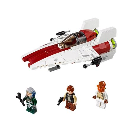 LEGO® Star Wars™ Return of the Jedi A-Wing Starfighter w/ 3 Minifigures | 75003