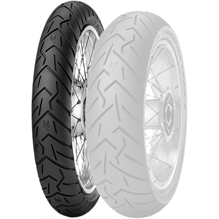 Honda F 4 I Tire (Pirelli Bmw Honda Tire 90/90-21 Scorpion Trail I I F - 2526800 )
