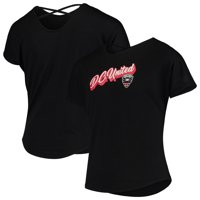 D.C. United Fanatics Branded Girls Youth Team T-Shirt - Black
