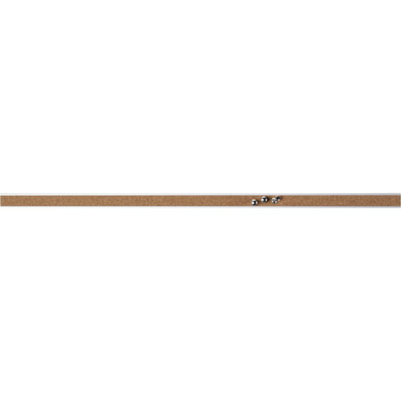 Lorell Bulletin Board (Lorell, LLR49535, Cork Strip Bulletin Bar, 1 Each)