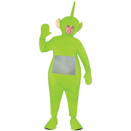TELETUBBIES DIPSY ADULT](Costume Teletubbies)