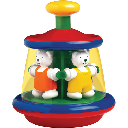 Ambi Ted and Tess Carousel Toy
