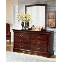 Signature Design by Ashley Alisdair 6 Drawer Dresser with Optional Mirror