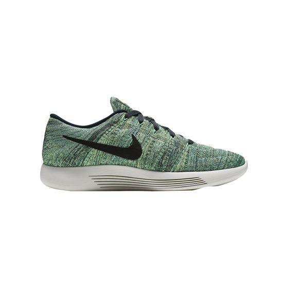 8324017072c2 Nike - Nike LunarEpic Low Flyknit Men s Running Shoes Seaweed Ghost  Green Summit White Black - Walmart.com