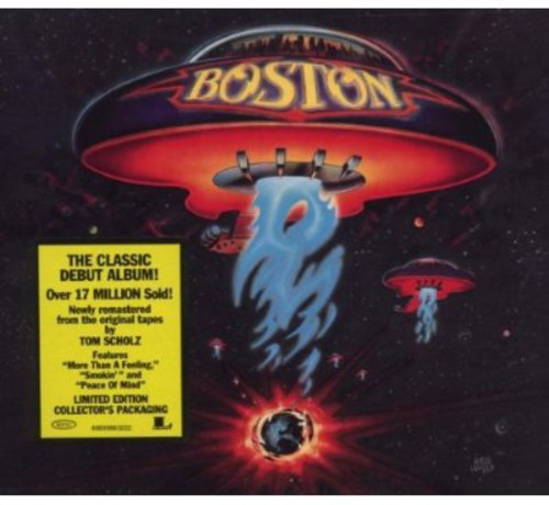 Boston - Boston (Remastered) (CD)