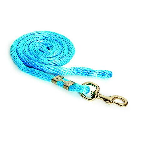 Shires Topaz Lead Rope Black (Citrine Rope)