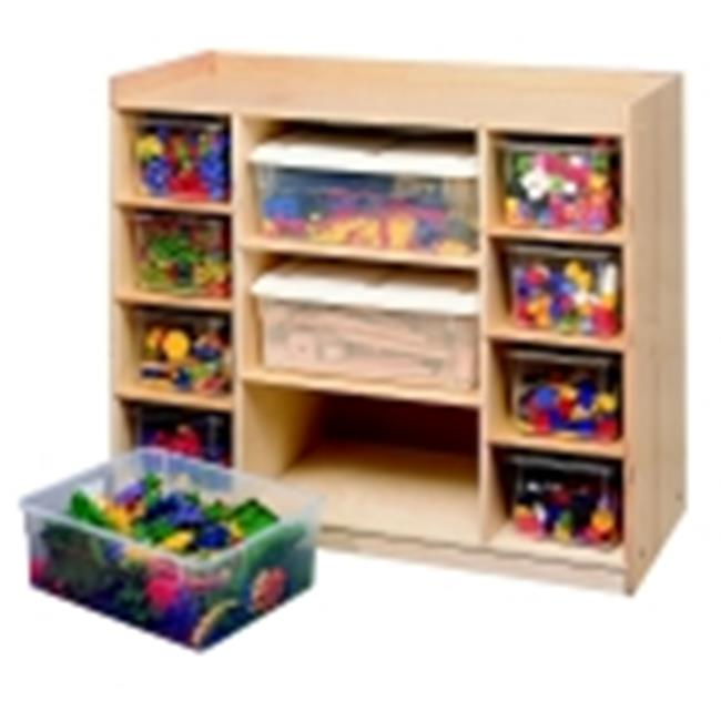 Bird In Hand Cubby Mixed-Tray Storage Unit