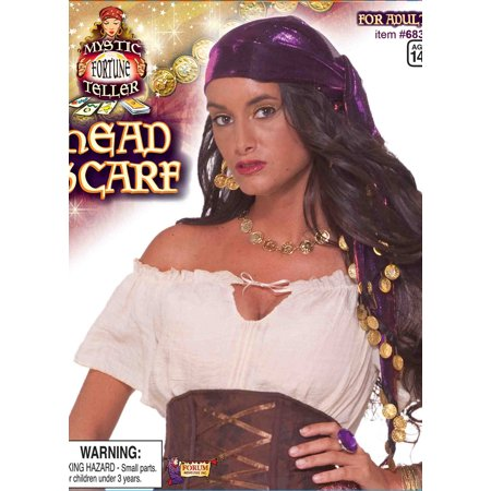 Mystic Fortune Teller - Head Scarf Forum Novelties 68363