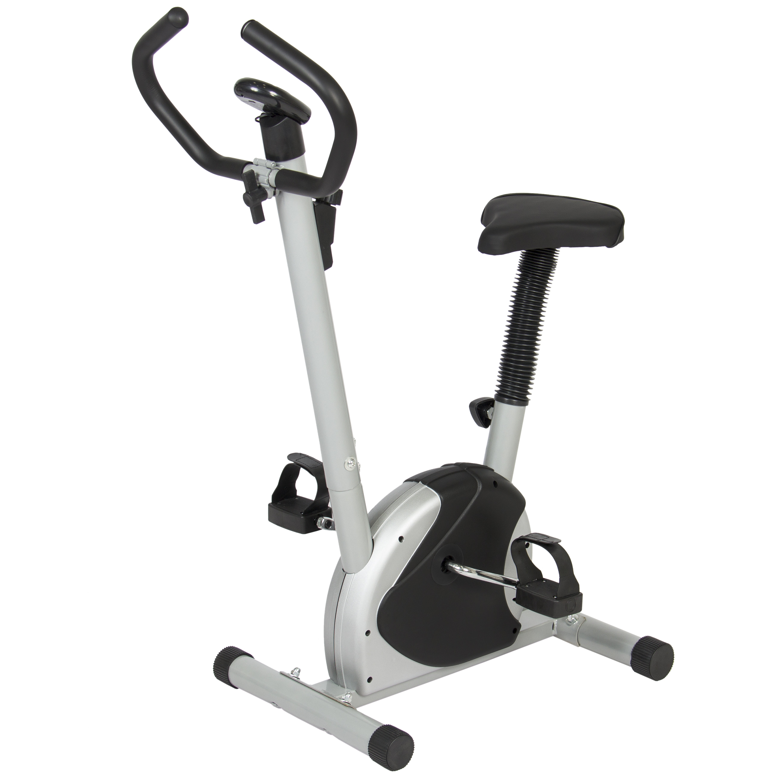 Exercise Bike Fitness Cycling Machine Cardio Aerobic Equipment Workout Gym Com