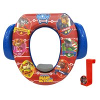 """Nickelodeon Paw Patrol """"Ready for Action"""" Soft Potty Seat with Hook"""