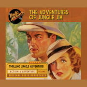 The Adventures of Jungle Jim, Volume 5 - Audiobook