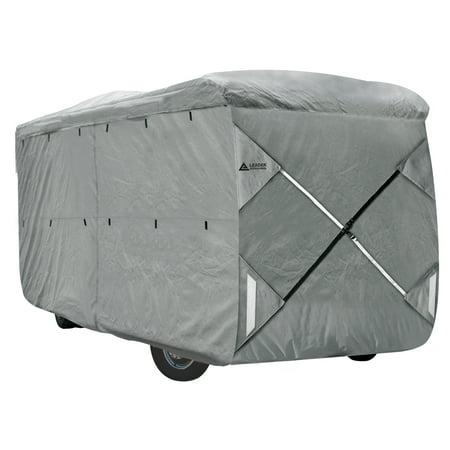 New Easy Setup Class A Motorhome Cover Fits RV W Assist Steel (Best Class A Motorhome Under 30 Feet)